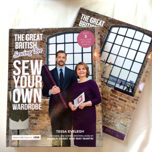 book review: The Great British Sewing Bee Sew Your Own Wardrobe